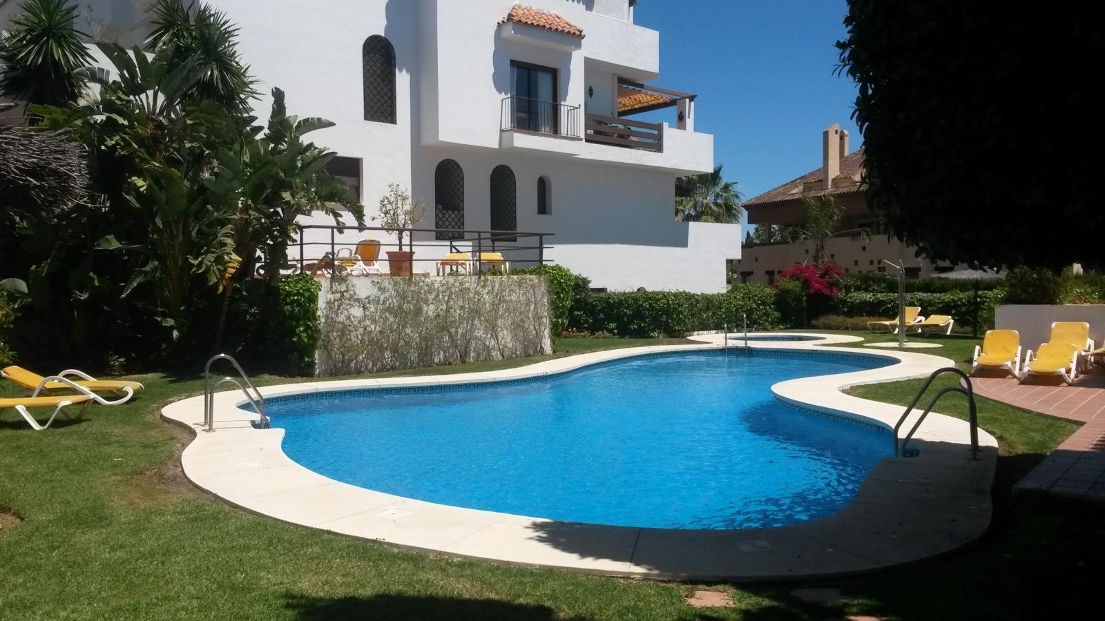 Apartment for Sale by the sea in Marbella(Spain)